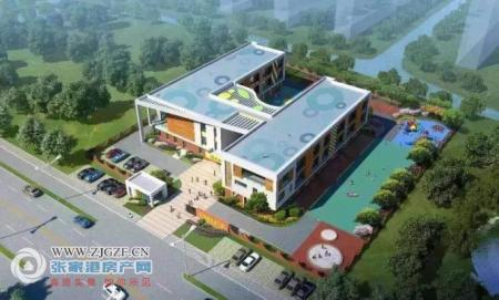 张家港江帆幼儿园北园区实景照片
