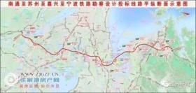重磅信息!经张家港的通苏嘉甬高铁将在苏州市区设站