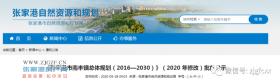 最新!张家港市南丰镇总体规划(2016―2030)批前公示来了