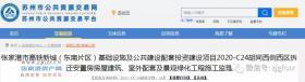 343亿元!张家港市高铁新城(东南片区)拆迁安置房项目最新进展来了!