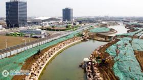 沪苏通铁路张家港站西侧,AI城际空间站地块最新进展来了!