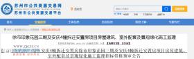 工程造价约 68000万元!徐市印象花园三期及安庆4幢拆迁安置房最新进展情况来了!
