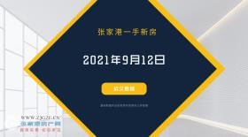 2021年9月12日张家港新房成交数据总计7套,鸣悦棠前雅园(金茂悦系二期)成交2套,位居第一