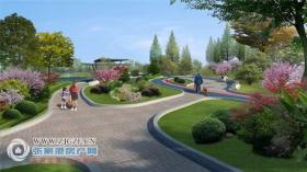 � �M河�砂堵�行步道�A�今年11月完成主�w施工,12月正式投入使用