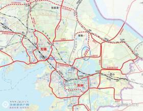 好消息!项目总投资约214亿元!苏州市区可火车直达常熟张家港