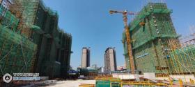 金厦・阳光诚域 | 以70m超宽楼间距,拉开理想生活的尺度
