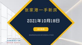 2021年10月18日张家港新房成交数据总计39套,玉�Z雅苑(建发御�Z湾)成交9套,位居第一