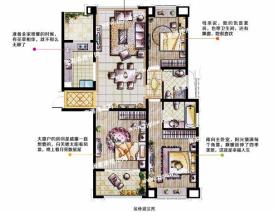 金厦・阳光锦程户型图
