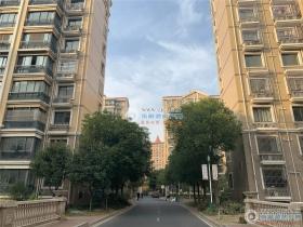 湖东花苑小区外景图