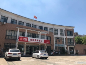 江帆花苑中区