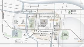 时代东宸上品交通位置图